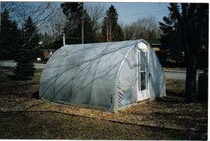 12' Mini Greenhouse