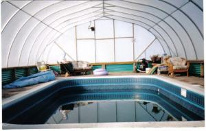 Swimming Pool Enclosures | Multi Shelter Solutions