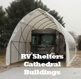 RV shelter Information page button